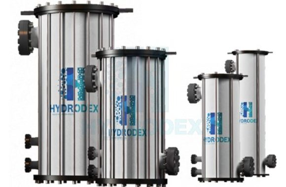Hydrodex Cartridge Filter with Flange