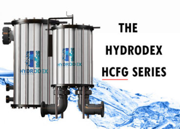 Hydrodex HCFG Series industrial cartridge filter housing