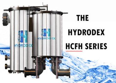 Hydrodex HCFH Series industrial cartridge filter housing