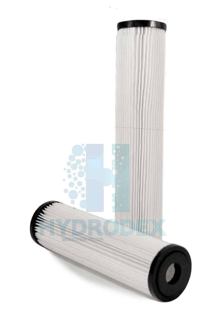 Hydrodex Pleated filter Cartridge sediment
