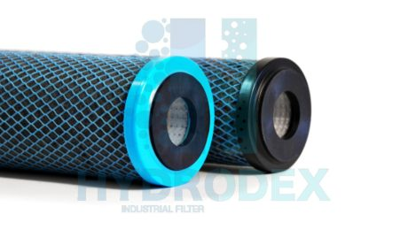 hydrodex Carbon Block filter cartridge sediment