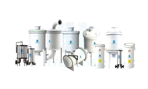 hydrodex csrl grp frp cartridge filter housing product series
